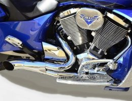 Victory Touring Trask Exhaust Systems