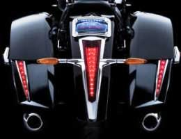 Victory Touring Saddlebag Accessories