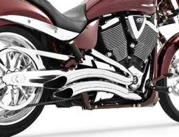 Victory Jackpot Custom Performance Exhaust
