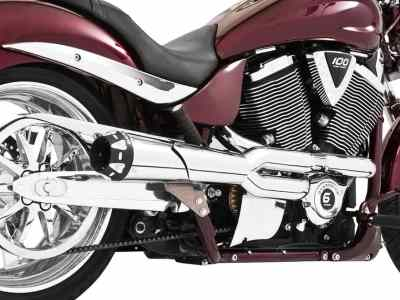 Victory Freedom Performance Outlook Exhaust MV00040