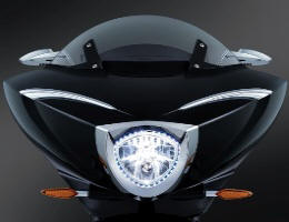 Victory Cross Country Windshield Accessories