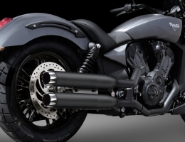 Victory Octane RCX Exhaust Systems
